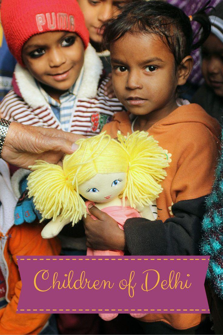 Children of Delhi