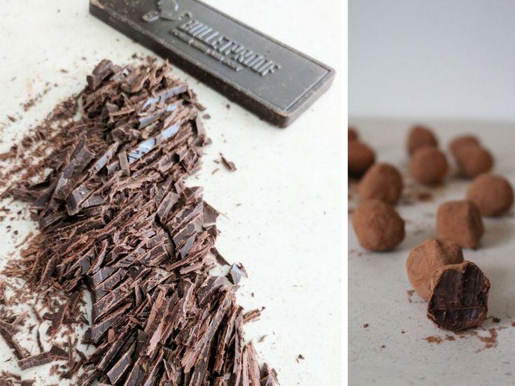 Decadent Bulletproof360 Chocolate Fuel Bar Truffles + My Love of Snacks