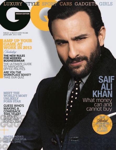 Saif Ali Khan he's so cute