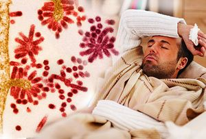 Different types of cold and flu