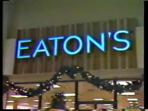 Vintage 1979 Winnipeg - POLO PARK Shopping Centre commercial