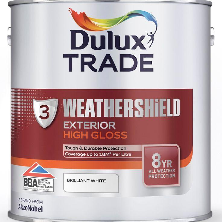 Dulux Trade Weathershield Paint System