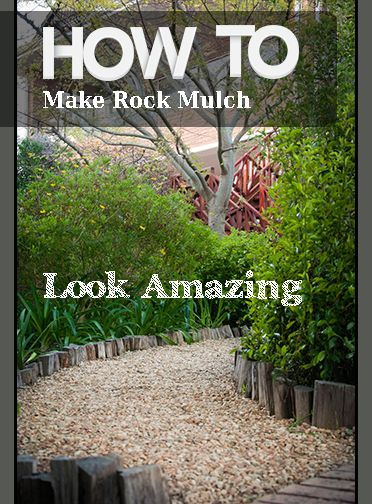 1000 ideas about rock garden borders on pinterest stone edging rock border and landscape edging - Tips using rock landscaping ...