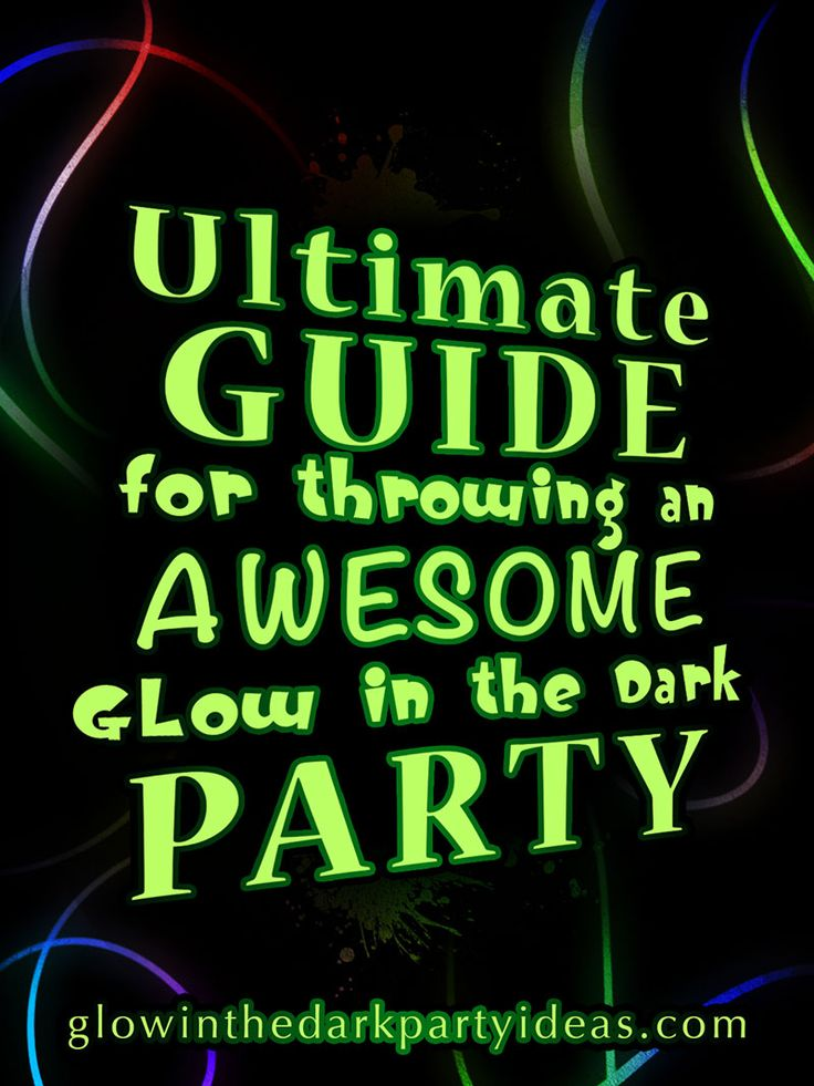 Glow In The Dark Decoration Ideas best 10+ blacklight party ideas ideas on pinterest | diy