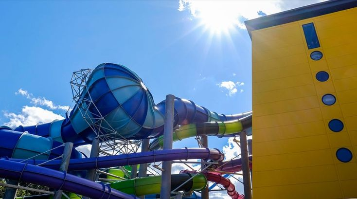 Free entry to Alpamare Waterpark in Scarborough boasting some of the best and craziest slides you are likely to find anywhere in the UK.
