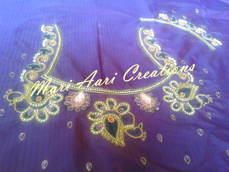 "Customized order ITEM CODE - MACDB-002 Contact For Price. Whats-app: 9962983940 Orders taken for more updates do visit our facebook page "" MARI AARI CREATIONS ""  9962983940(whatsapp)"