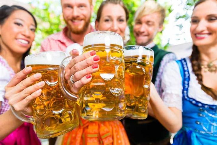 Buy Bierfest Tkts with Schnitzel & German Wine for 2 - 7 Locations! UK deal for just £13.00 £13 instead of £26 for two tickets to Bierfest with German wine and Schnitzel at a choice of eight locations from London Oktoberfest - save 50% BUY NOW for just £13.00