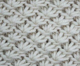 Lotus Flower Stitch - Stitch Sample