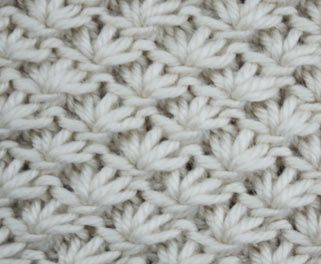 Lotus Flower Stitch - Stitch Sample