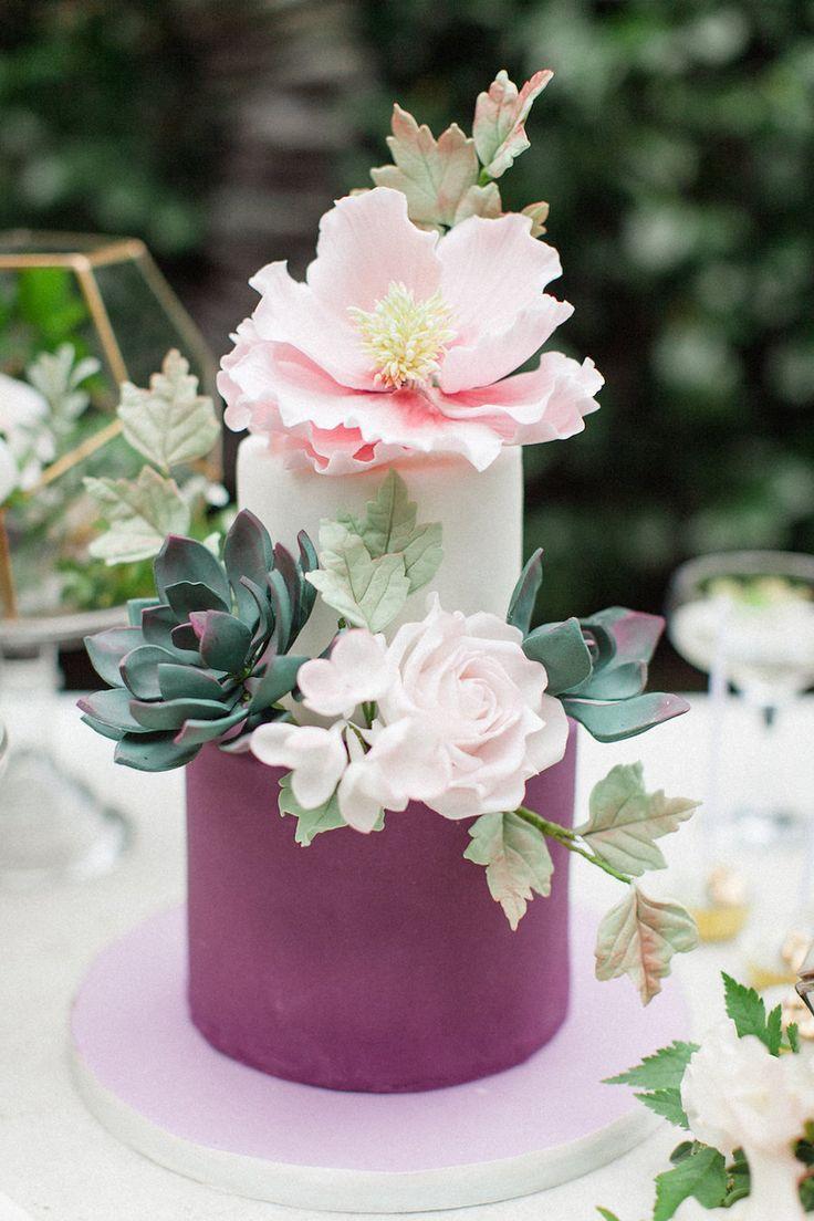 Featured Photographer: Roberta Facchini Photography; Wedding cakes ideas.