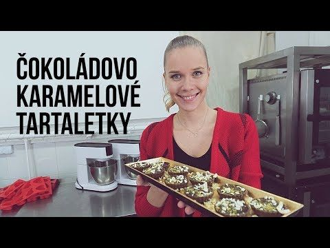 COKOLADOVO-KARAMELOVE TARTALETKY | SLADKÁ ŠKOLA  - YouTube