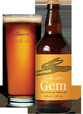 Bath Ales: Gem. I remember I enjoyed this amber ale. But need to taste again.