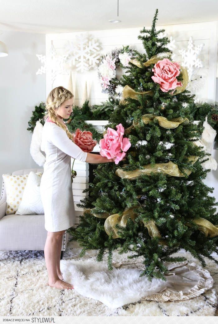 How To Achieve The Designer Christmas Tree Look