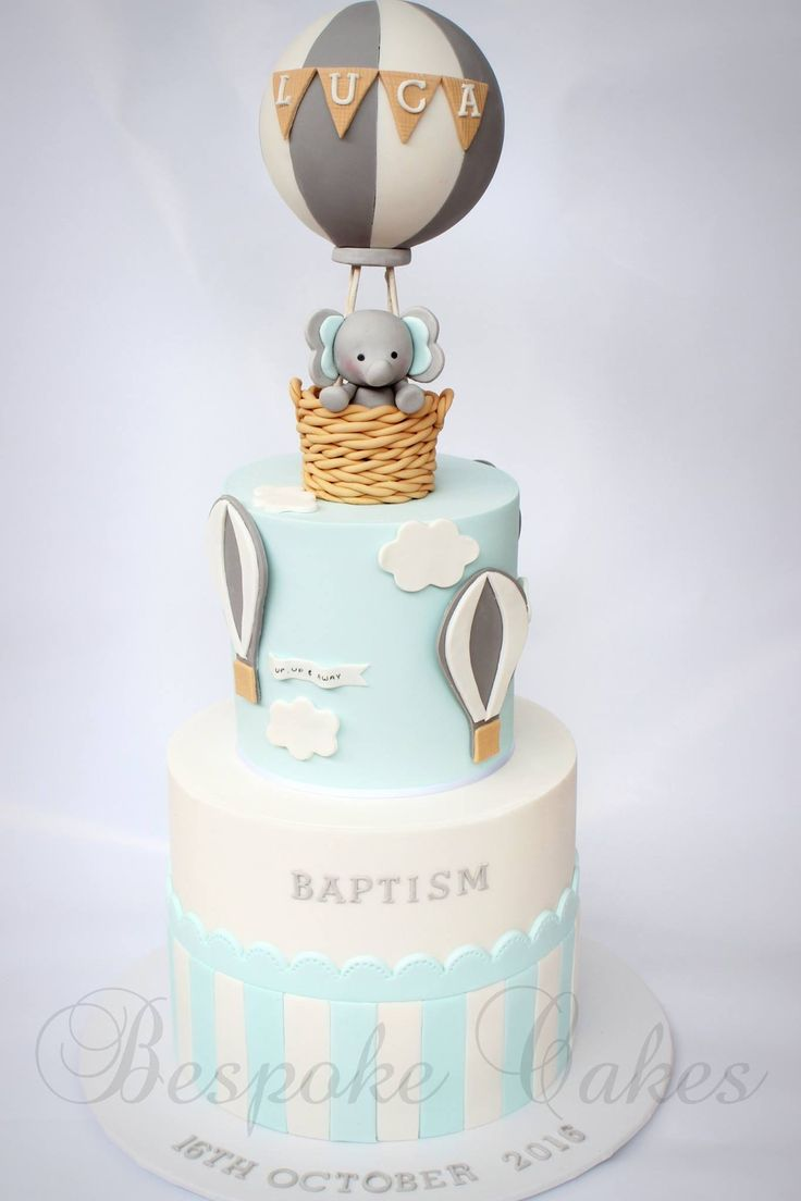 525 best Hot Air Balloon Cakes images on Pinterest ...