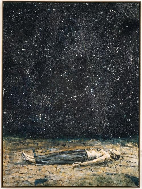 Anselm Kiefer - Sternenfall (Pluie d'étoiles) #FredericC #FredericC