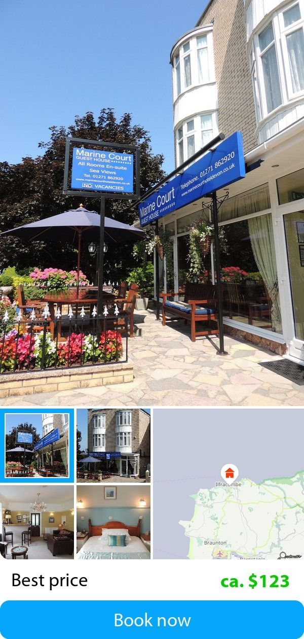 Marine Court (Ilfracombe, United Kingdom) – Book this hotel at the cheapest price on sefibo.
