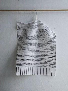 Image of Lines kitchen towel