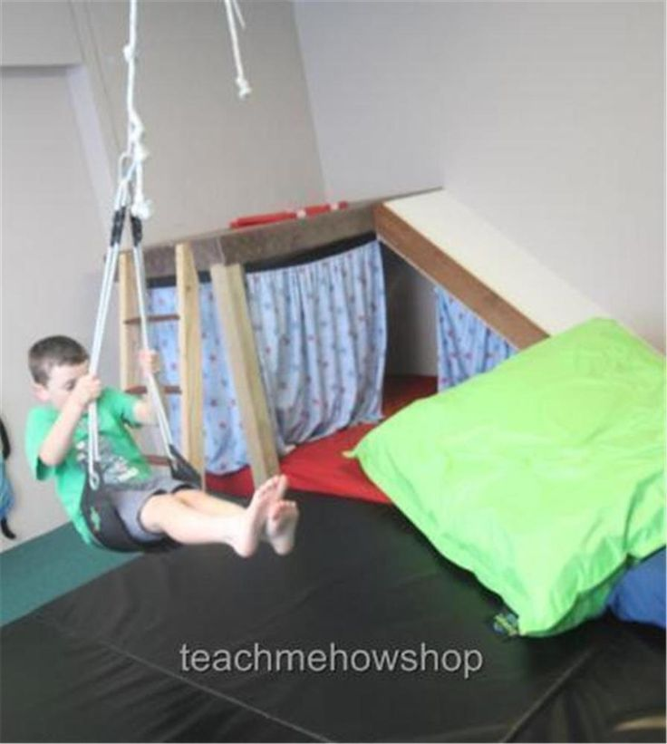 Details About Bungee Swing Sensory Processing Autism Adhd