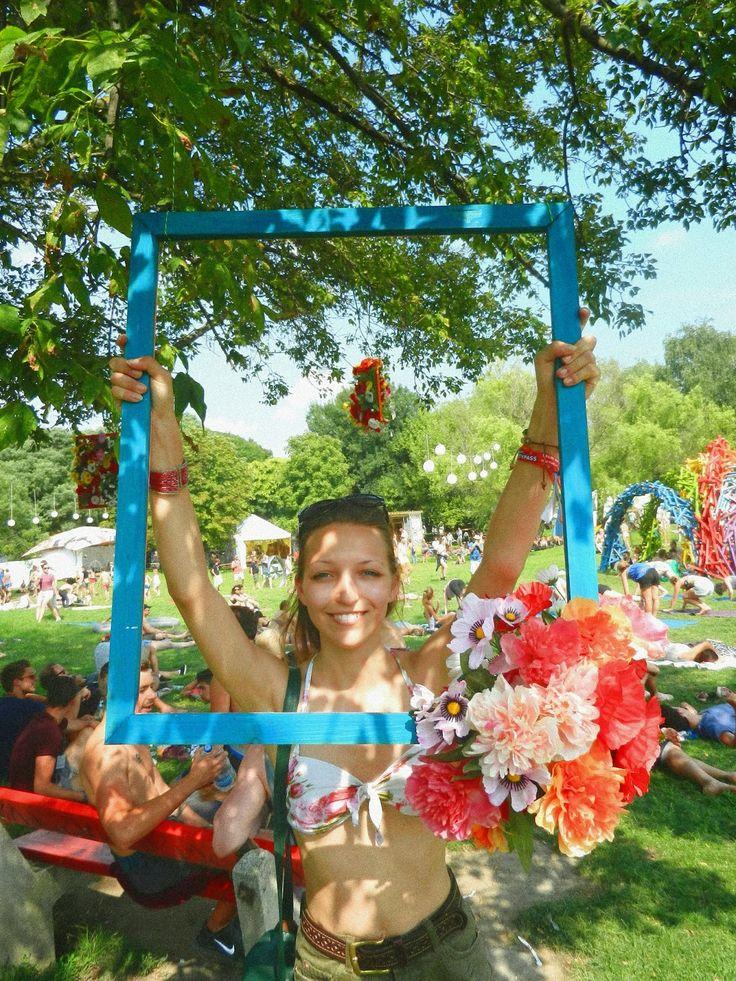 High on Chic: Sziget festival! I'm back!