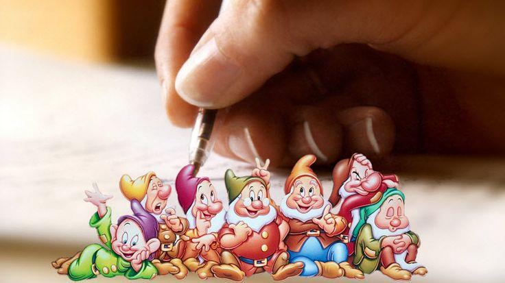 Seven Dwarfs Of Good Writing