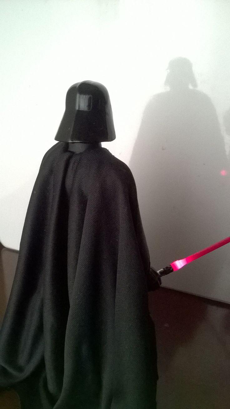Darth Vader Black Series Custom 11