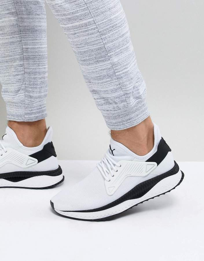 ecb6f3663ad6 Puma Tsugi Cage Sneakers In White 36539402