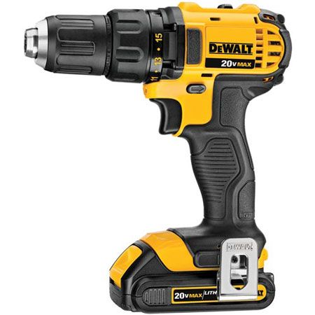Newly launched 20V Max, DeWalt seems like they are using a smaller percentage of yellow VS. old product. It will be interetsting to see where they go with the pacakge design.