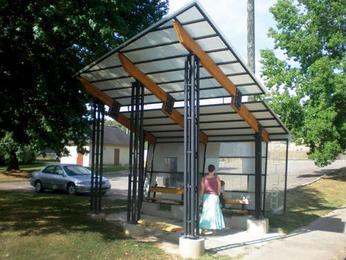 Design Corps Design-Build: Shiloh Bus Station