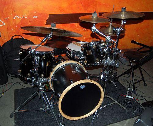 my ultimate jazz kit