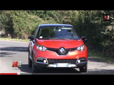 #RENAULT CAPTUR 1.5 DCI 90 CV PROJECT RUNWAY - TEST DRIVE