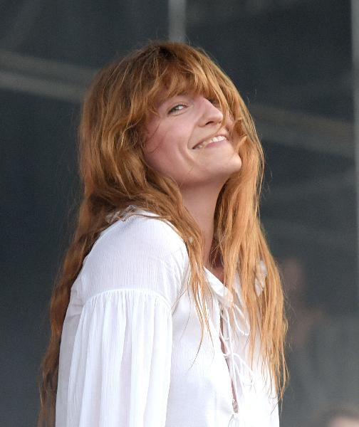 Florence Welch's british band Florence + The Machine's third album has four nominations for the 2016 Grammy Awards.