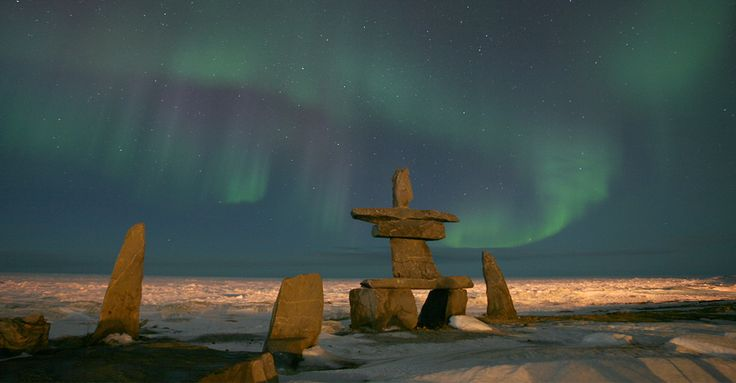 Northern Lights & Arctic Cultures - Natural Habitat Adventures (Supported by WWF)