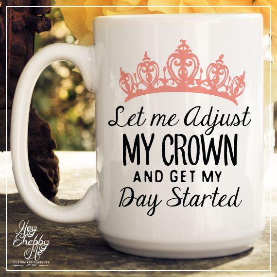 My Crown - Mug | Hey S...