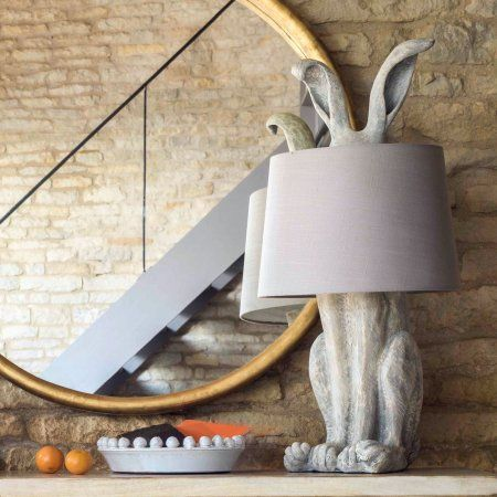 Hetty Hare Table Lamp Design En 2019