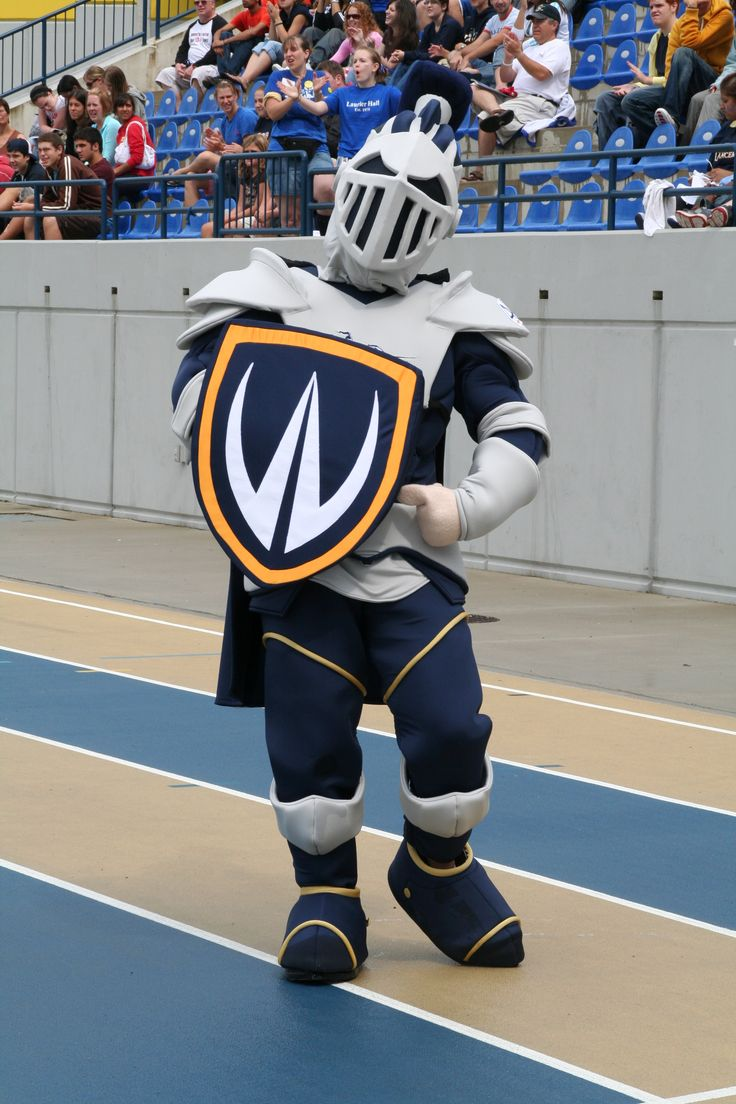 Winston - the official mascot of the Windsor Lancers!