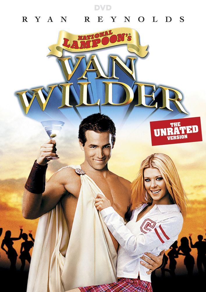 Van Wilder Party Liasion Dvd 2001 Best Buy National Lampoons Dvd Good Movies