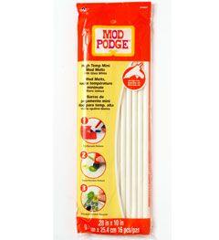 Mod Podge ® Mod Melts - White Milk Glass