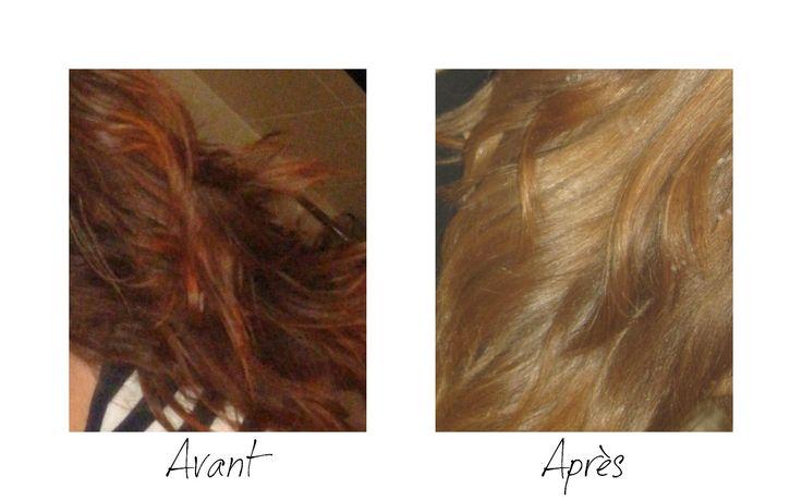 Les masques pour les cheveux pour la densité et la croissance des vitamines et et e