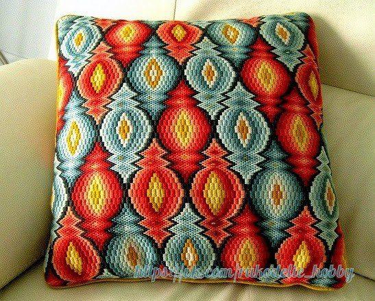 Mis Pasatiempos Amo el Crochet: Plantilla de bordado