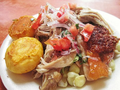 ecuadorean food | And suddenly everything changed.