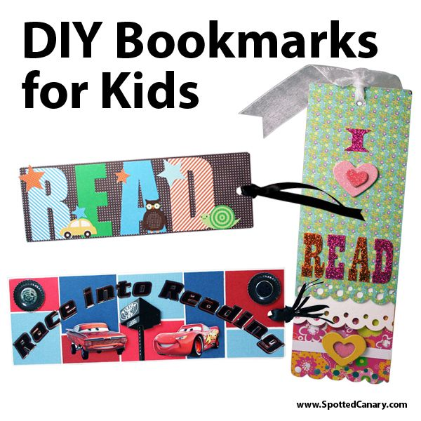 1000 images about bookmarks on pinterest monster for Bookmark craft for kids