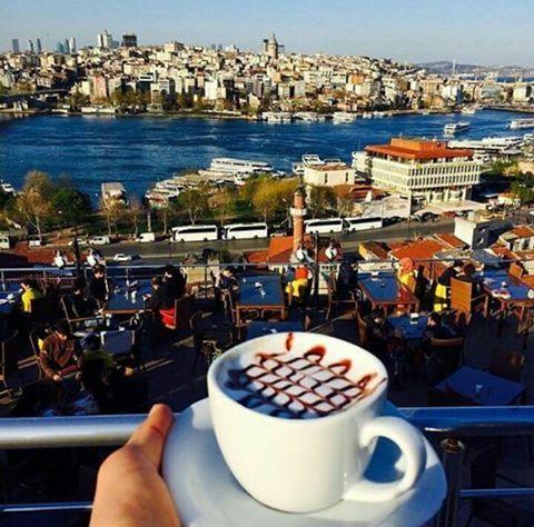 Good morning.... Istanbul