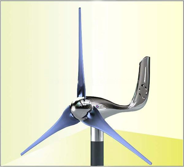 how to make a cheap wind turbine