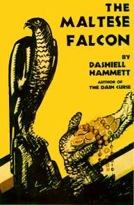 The Maltese Falcon ~ Dashiell Hammett. Finishing up the Hammett Omnibus with this excellent detective story.