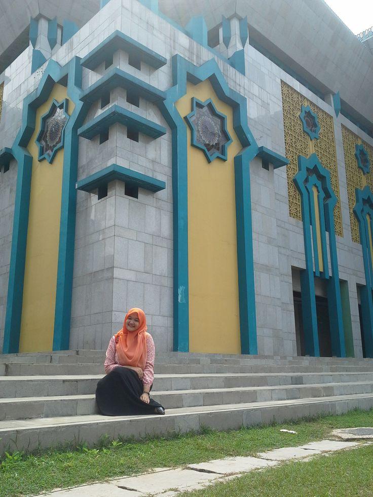 at Jakarta Islamic Centre