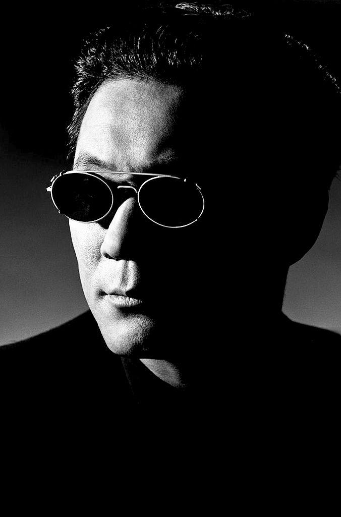 Takeshi Kitano, L.A. Eyeworks ad shoot (1982)