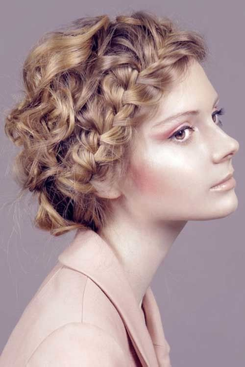 hairdos for curly hair 1 - Hairdos for Curly Hair