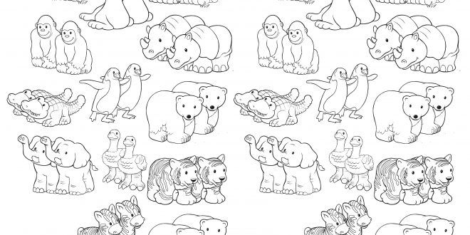 5200 Top Coloring Pages Of Noahs Ark Animals Images & Pictures In HD