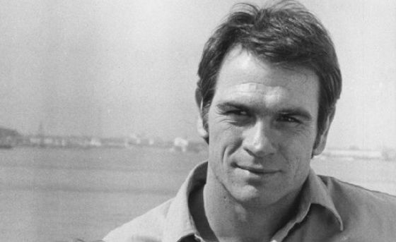 Tommy Lee Jones O my goodness,  hello ...