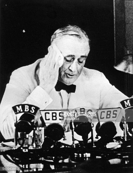 Franklin D.Roosevelt : News Photos